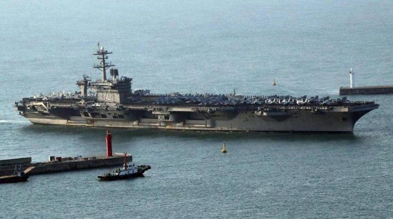 Navi in Corea del Nord (Fonte: lastampa.it)