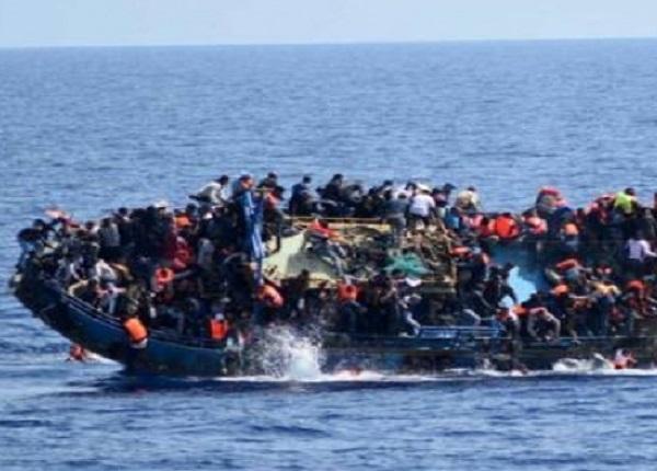 Naufragio in Libia