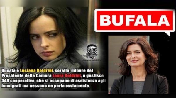 Laura Boldrini (Fonte: cinquequotidiano.it)