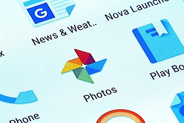 Google Foto Stabilizzatore video