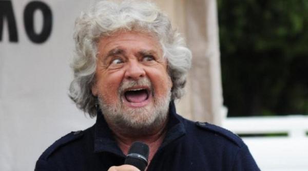 Beppe Grillo (Fonte: ilgiornale.it)