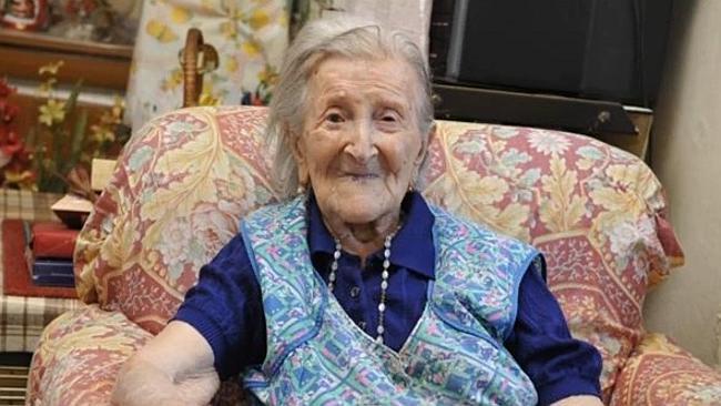 Emma Morano, la donna più vecchia al mondo, è morta