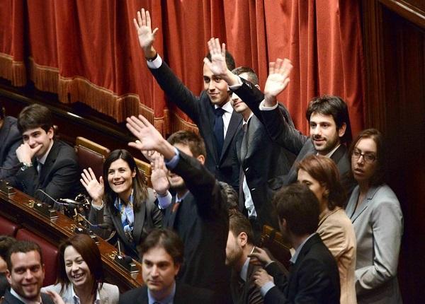 Politica estera del M5s (Fonte: corriere.it)