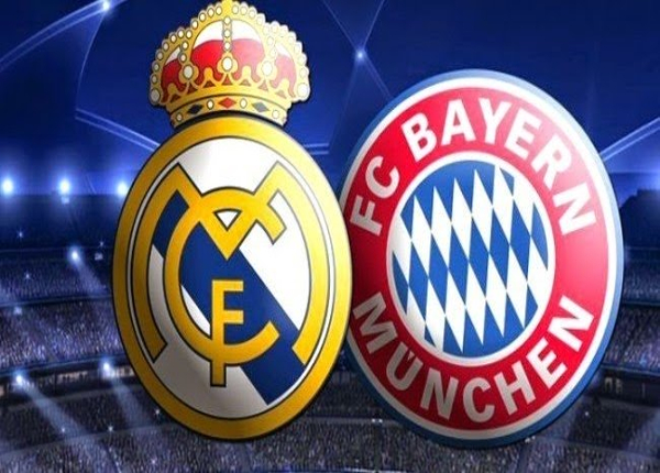 Real Madrid-Bayern Monaco