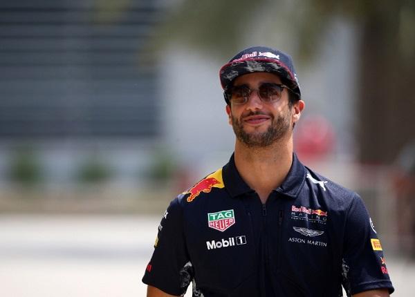 Daniel Ricciardo si esprime sulla decisione di Fernando Alonso