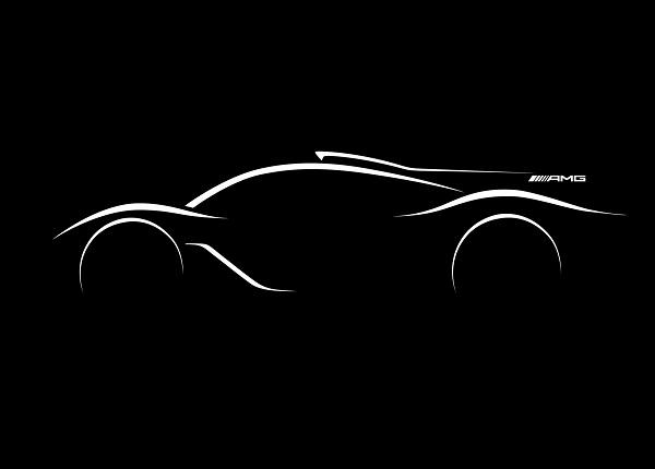 Mercedes Project One: la hypercar ispirata alla Formula 1
