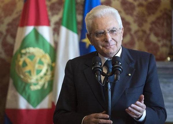 Il presidente Mattarella (Fonte: corriere.it)
