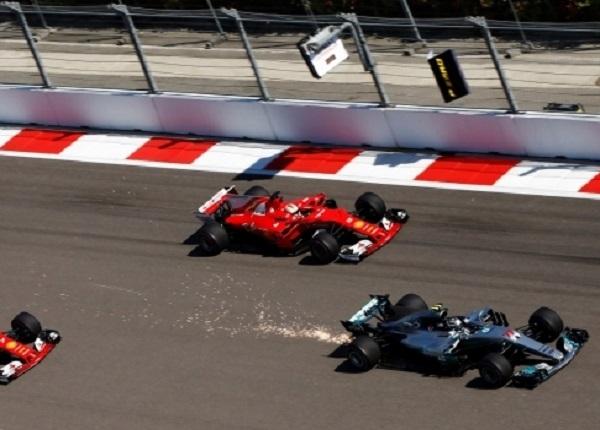 Formula 1: Valtteri Bottas vince in Russia