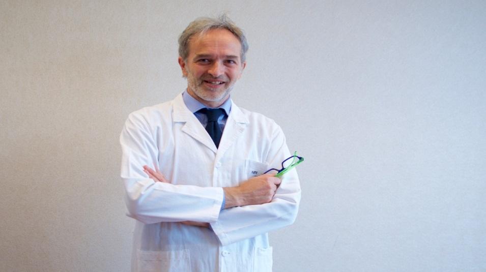 Gianvito Martino, inventore del metodo STEMS contro la sclerosi multipla