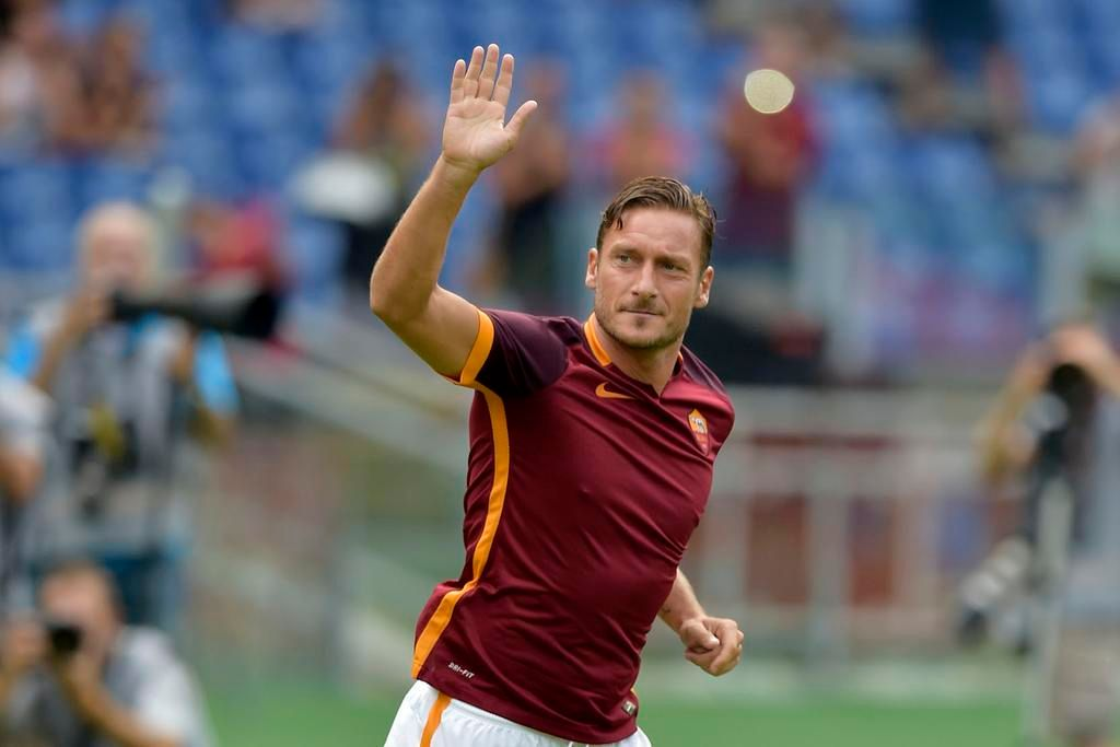 Francesco Totti torna in nazionale