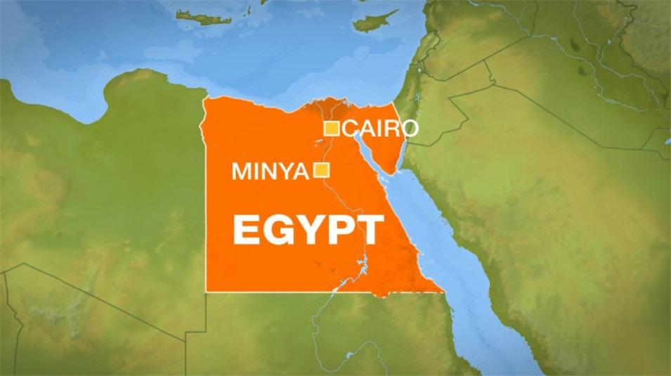 Strage copti in Egitto
