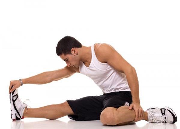 Stretching riduce dolori alle gambe