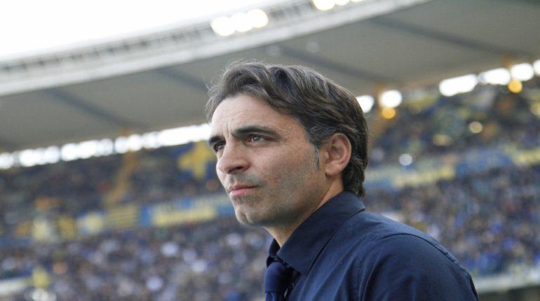 Pecchia, tecnico del Verona promosso dalla serie B alla A