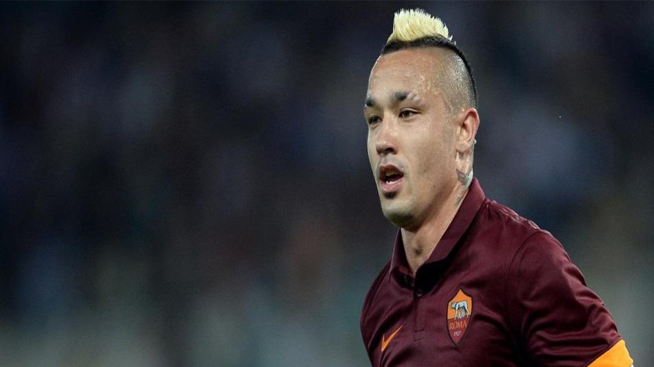 Naingollan potrebbe lasciare la Roma per l'Inter?