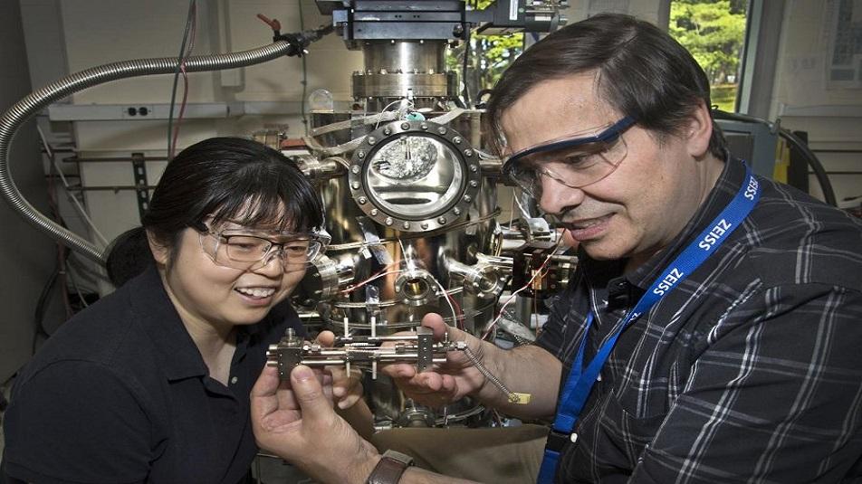 Nuovo catalizzatore a bassa temperatura per la produzione di idrogeno