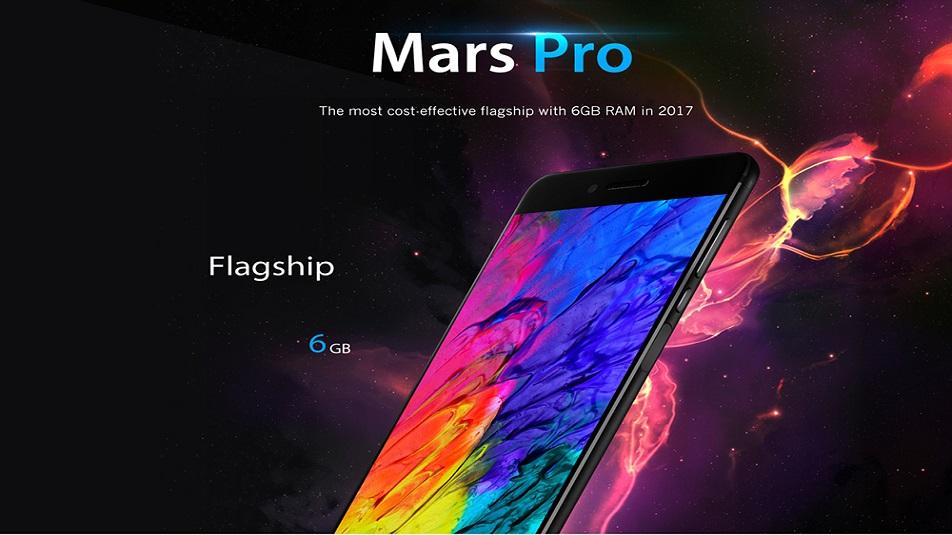 Vernee Mars Pro a 175 dollari su Gearbest con 6 GB Ram e 64 GB, ecco il coupon
