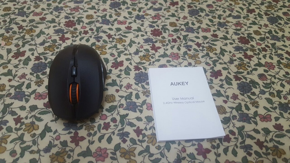 Aukey KM-W2: recensione mouse wireless