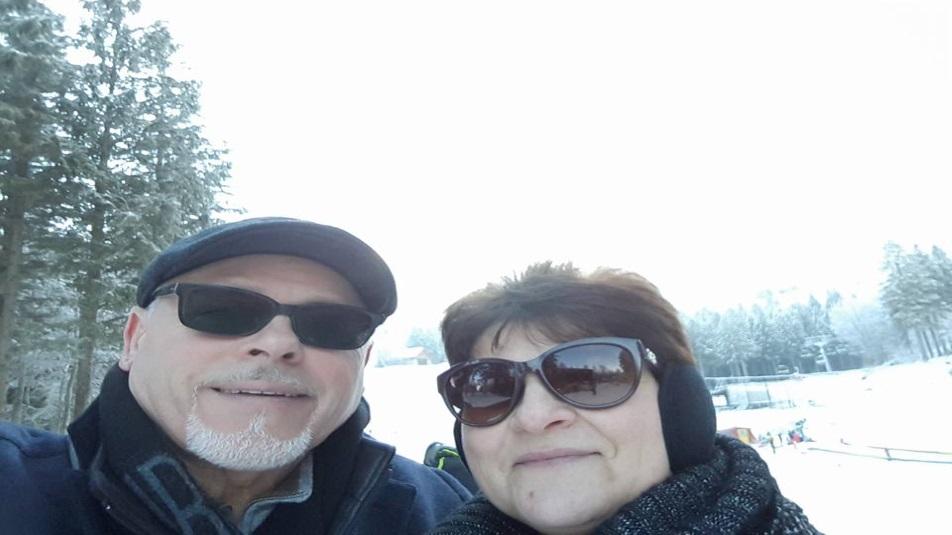 Claudio Palladino, ucciso a Modena dalla compagna Verona Popescu