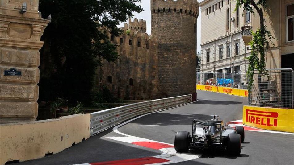 Baku: il circuito cittadino più veloce al mondo
