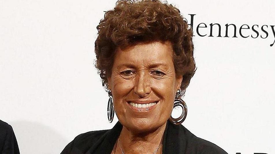 Carla Fendi è morta per una malattia