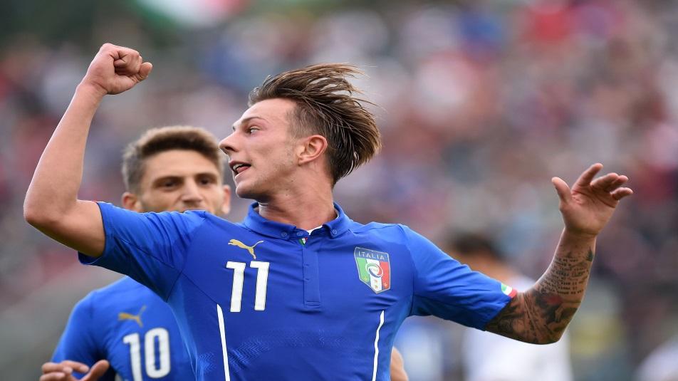 Mancini parla di Polonia Italia Portogallo Italia UEFA Nations League 2018 Italia Polonia UEFA Nations League 2018 Bernardeschi e Berardi, protagonisti di Danimarca-Italia Under 21