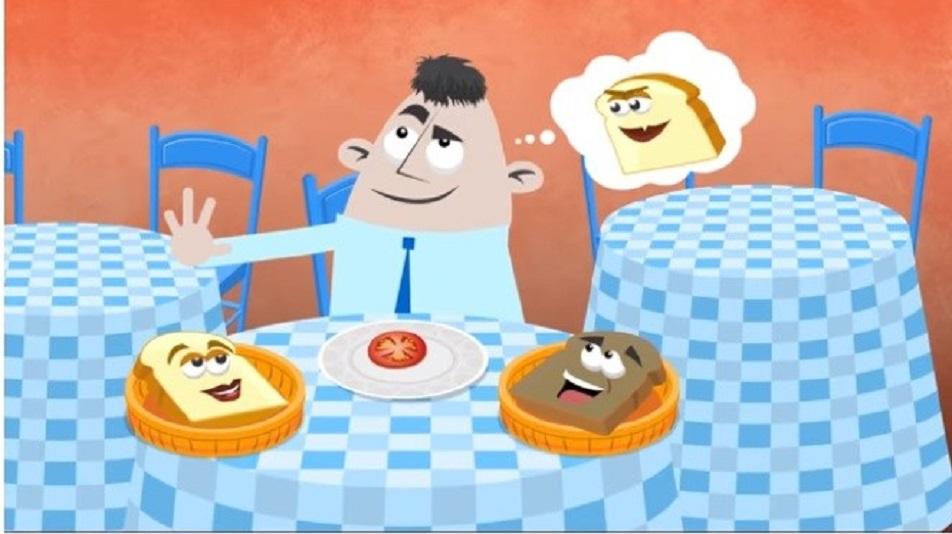 Pane integrale e pane bianco: qual è il migliore?