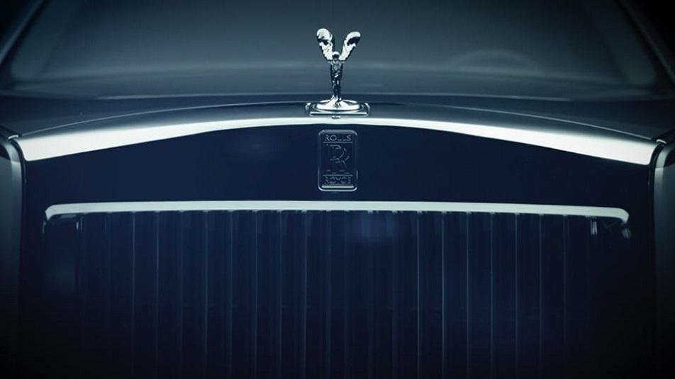 Rolls Royce: ecco il debutto della nuova Phantom