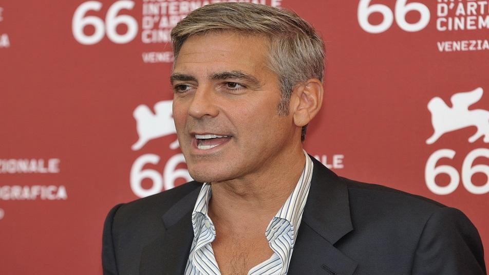 George Clooney: anche secondo la scienza è il più bello