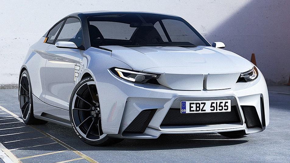 BMW iM2: il futuro elettrico sportivo