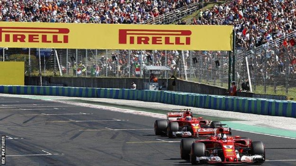 F1: Vettel in pole, Raikkonen secondo in Ungheria