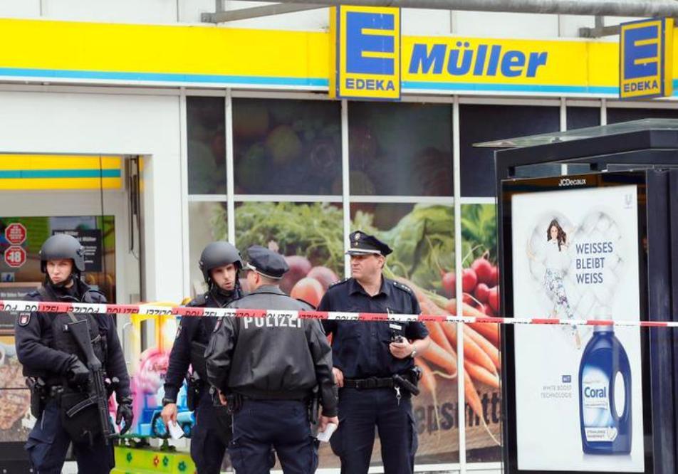 Il killer di Amburgo (Fonte: ansa.it)