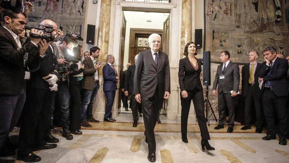 Il presidente della Repubblica Mattarella (Fonte: lastampa.it)