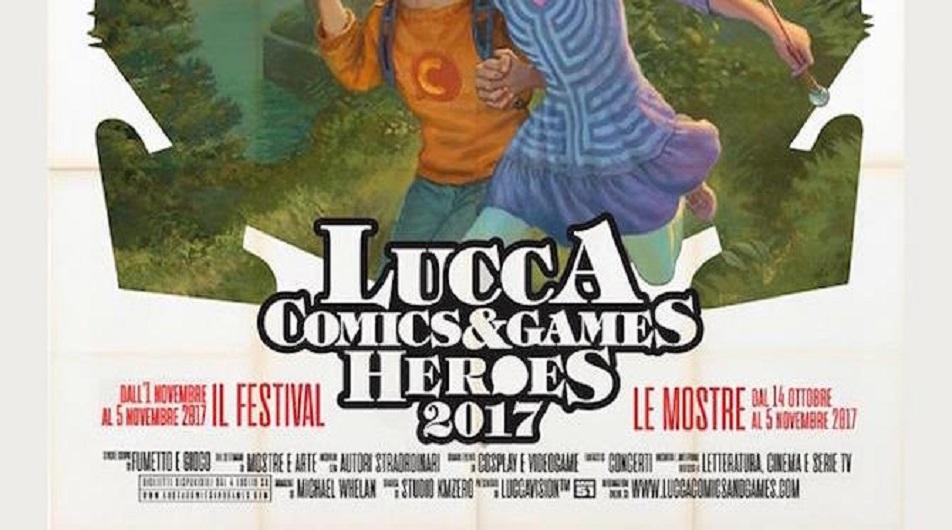 Lucca Comics 2017: ecco il primo mangaka annunciato