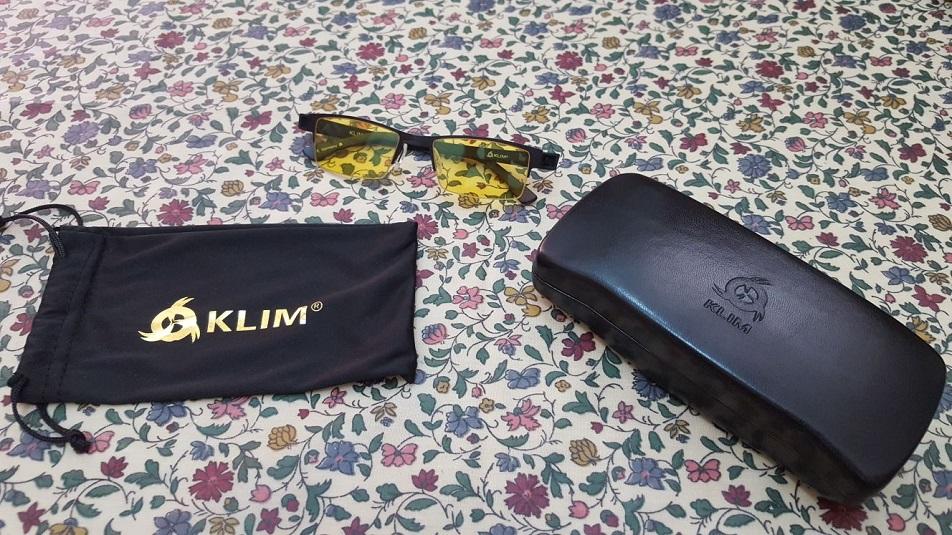 Klim Optics: recensione occhiali per computer