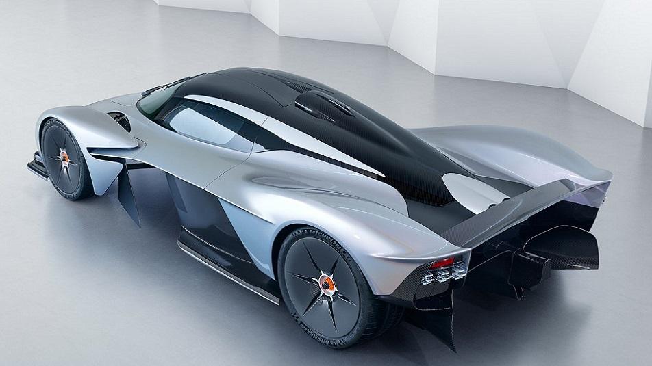 Aston Martin Valkyrie: la hypercar ibrida derivante da F1 e LMP1