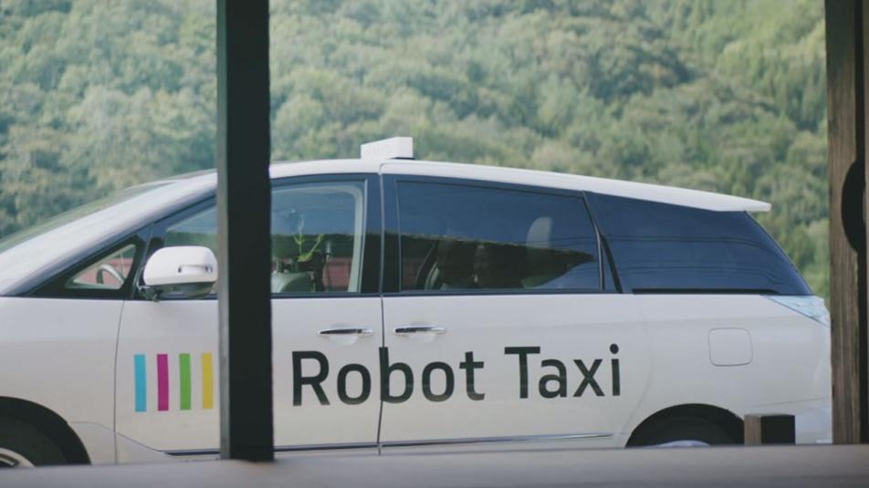 robot taxi