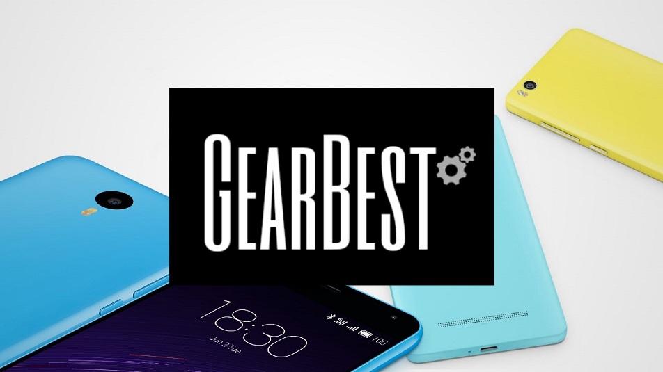 Offerte smartphone Gearbest 13 luglio 2017