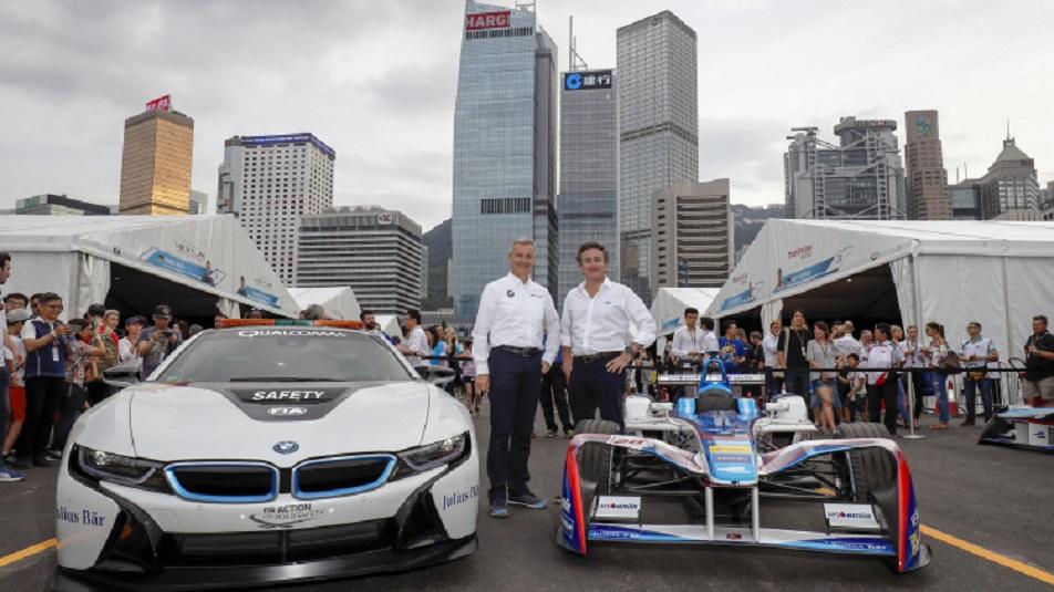 BMW sarà produttore in Formula E da 2018
