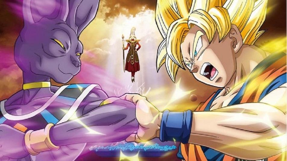 Dragon Ball Super: in arrivo i nuovi episodi con Champa
