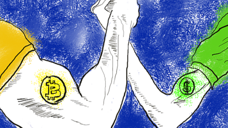 bitcoin record a 4000 dollari