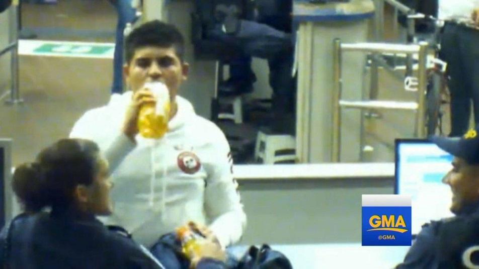costretto frontiera usa messico droga muore a 16 anni