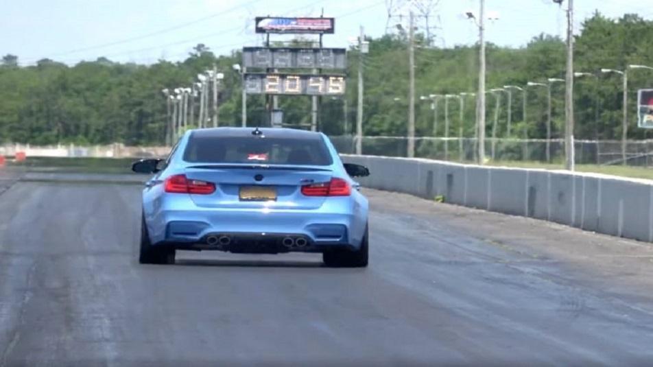 BMW M3: ecco la versione veloce come la Veyron