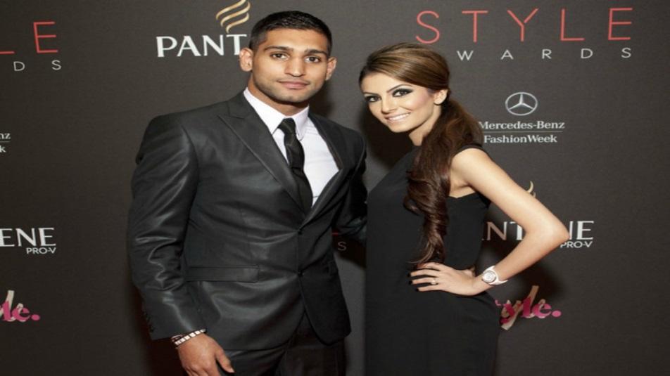 Amir Khan e Faryal Makhdoom si sono dati guerra su twitter