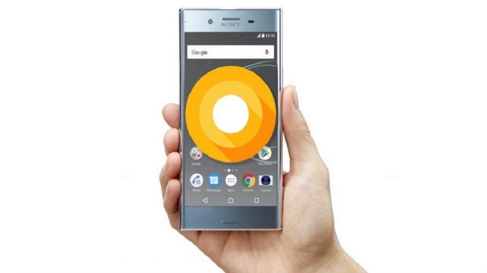 Sony: ecco quali dispositivi avranno Android O