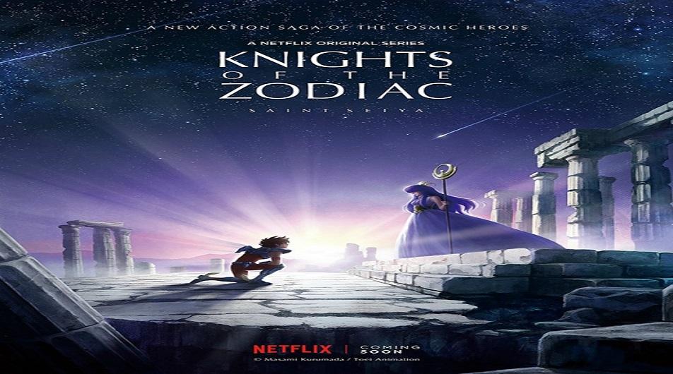 I cavalieri dello zodiaco: nuova serie in arrivo da Netflix