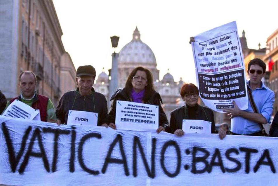 Azioni spirituali (Fonte: roma.corriere.it)