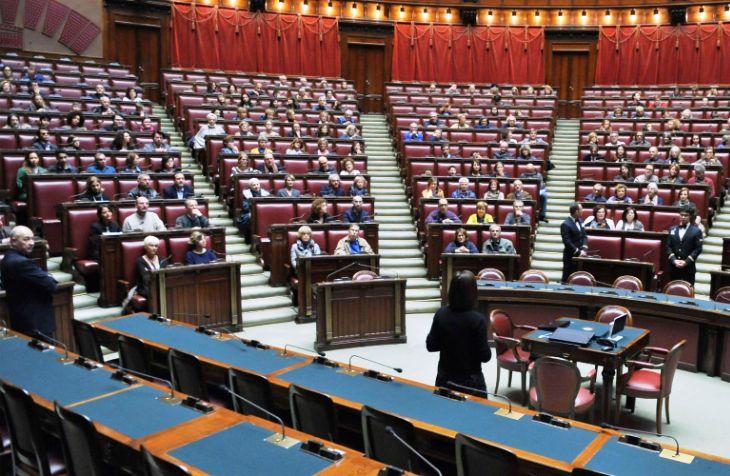 Vitalizi in Senato (Fonte: huffingtonpost.it)