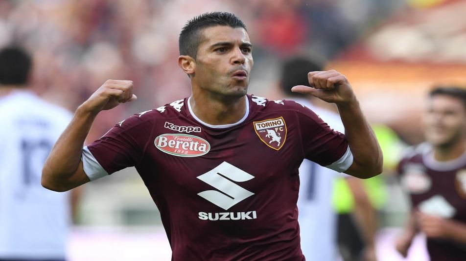 Iago Falque, protagonista di Torino-Verona