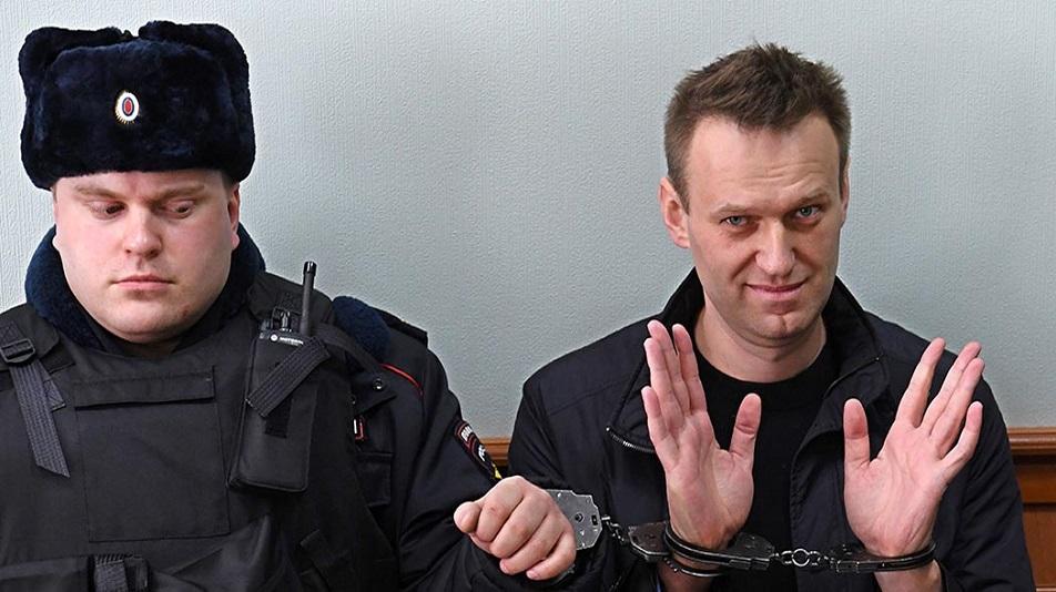 Aleksej Navalnyj (Fonte: wired.it)