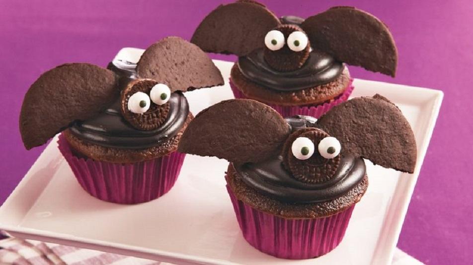Cupcakes: buoni e 'mostruosi' per Halloween
